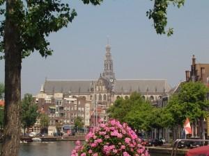foto Haarlem Sint_Bavokerk